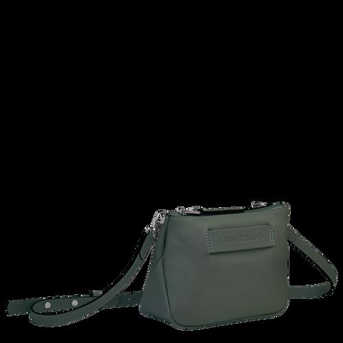 Crossbody bag, Longchamp Green - View 2 of  3 -