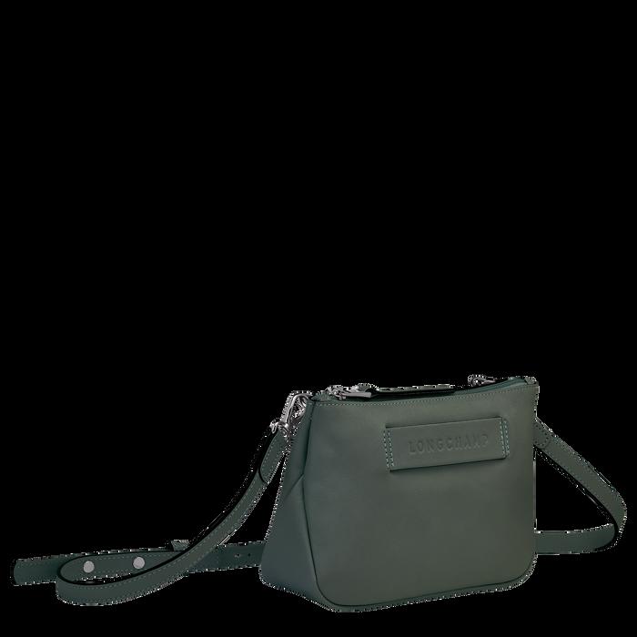 Crossbody bag, Longchamp Green - View 2 of  3 - zoom in