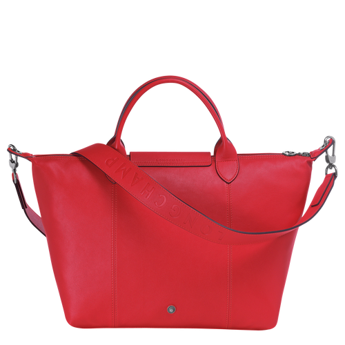 Top handle bag M, Red - View 3 of  4 -