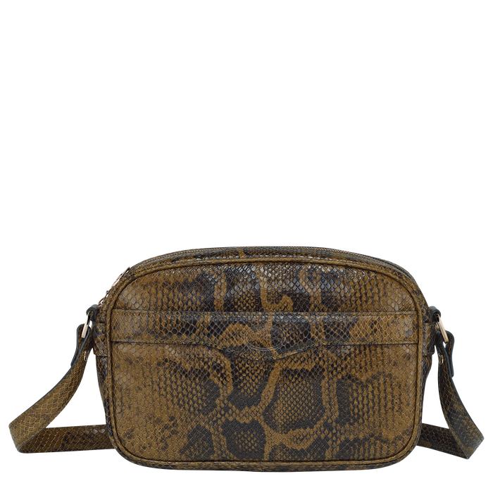 Crossbody bag S, Bronze - View 1 of  3 - zoom in