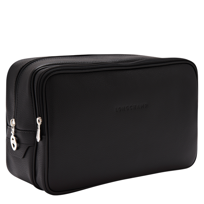 Toiletry case, Black, hi-res - View 2 of 3