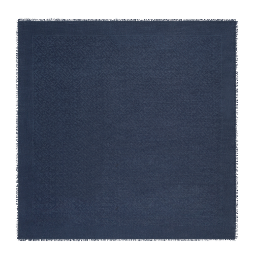 Ladies' stole, Navy - View 1 of  1 -