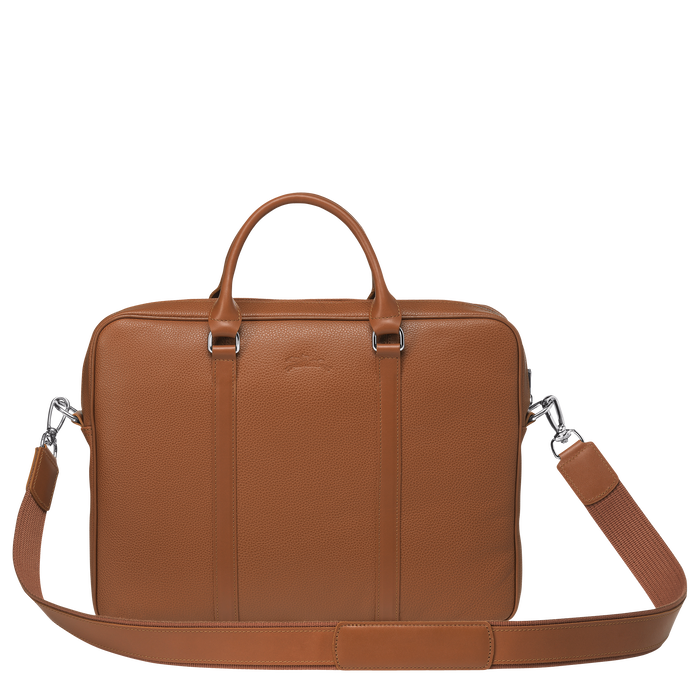 Briefcase XS, Caramel - View 3 of 3 - zoom in