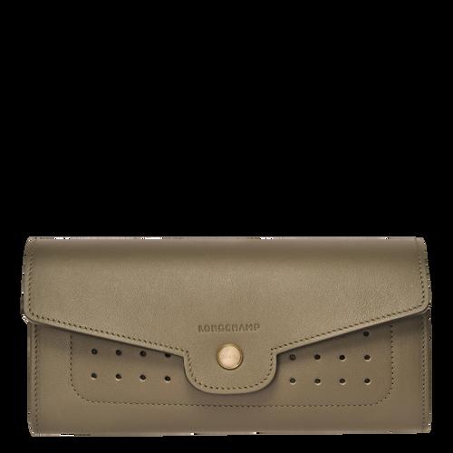Continental wallet, 292 Khaki, hi-res