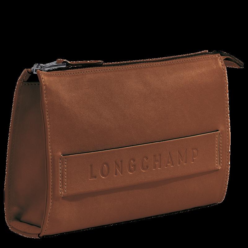 Longchamp 3D High-tech case, Cognac