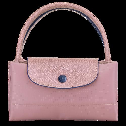Le Pliage Club 手提包 S, 藕粉色