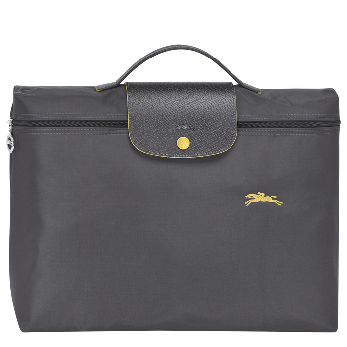 Briefcase S, Gun Metal - View 1 of  5 - zoom in