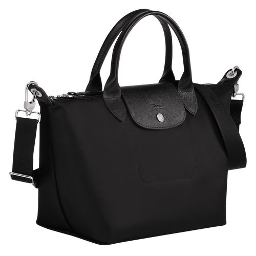 Top handle bag S, Black/Ebony - View 2 of  4 -