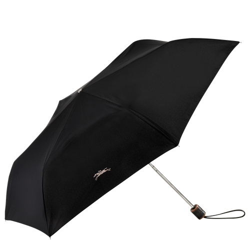 Retractable umbrella, Black/Ebony - View 1 of  1 -
