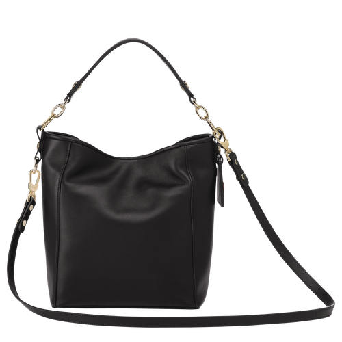 Small bucket bag, Black, hi-res - View 3 of 3