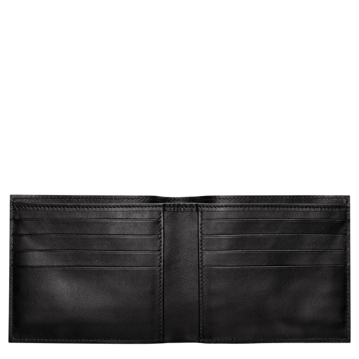 Wallet, Black/Ebony - View 2 of  2 - zoom in