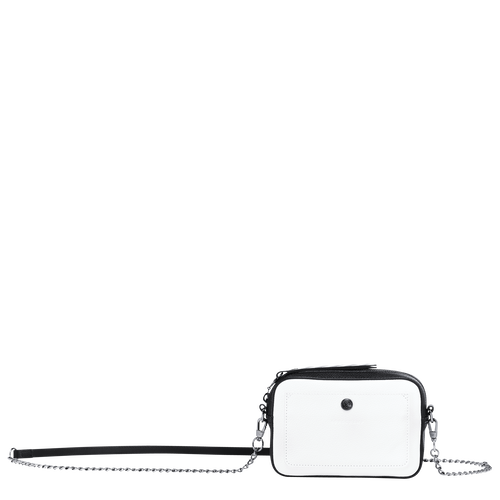 Crossbody bag, White, hi-res - View 1 of 3