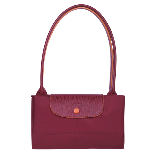 Shoulder bag L, Garnet red - View 4 of  5 -