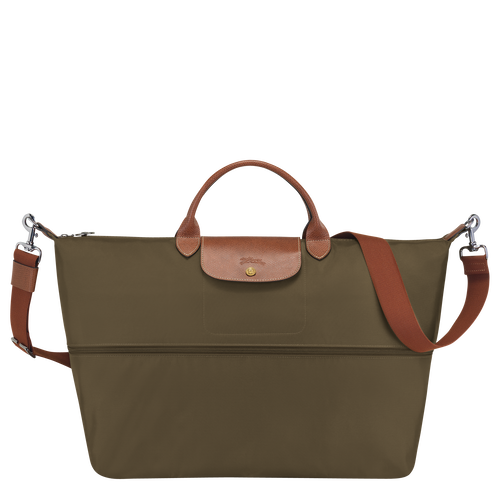 Reisetasche, Khaki, hi-res - View 4 of 4
