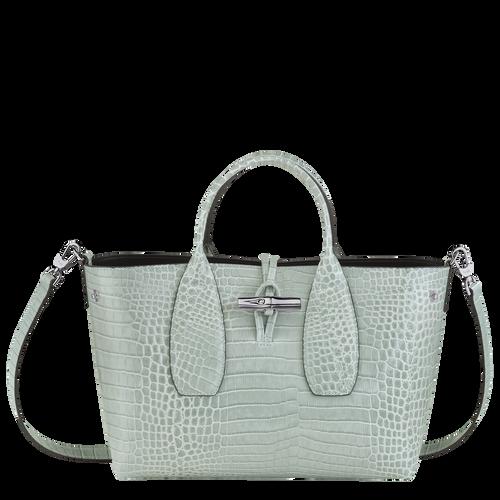 Top handle bag M, Jade - View 2 of  4 -