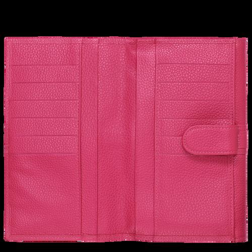 Brieftaschen mit Klappe, 018 Pink, hi-res