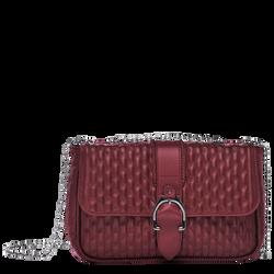 Shoulder Bag M, 009 Burgundy, hi-res