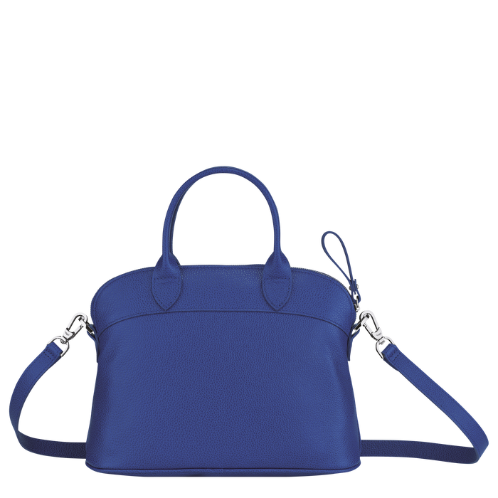 Top handle bag S, Sapphire - View 3 of  3 - zoom in