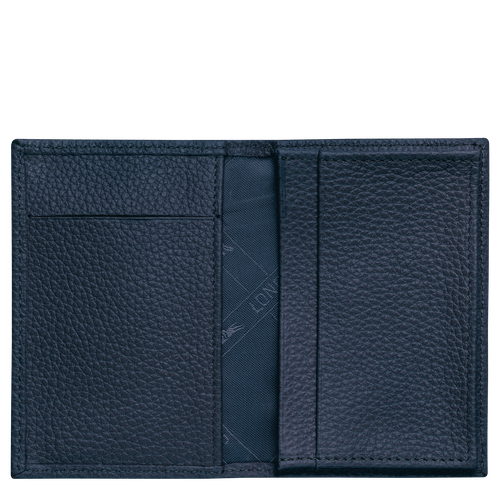 Card holder, Navy - View 2 of  3 -
