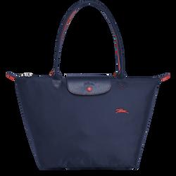 Shoulder bag L, Navy