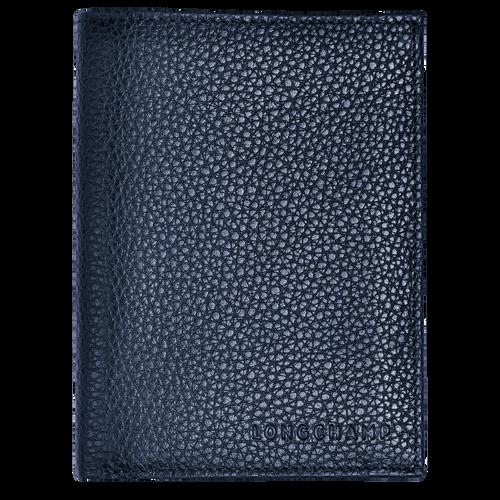 Wallet, Navy - View 1 of 2 -