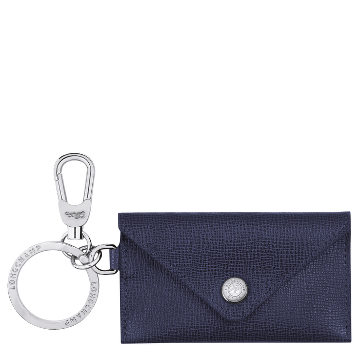 Le Pliage Néo Envelope key ring, Navy