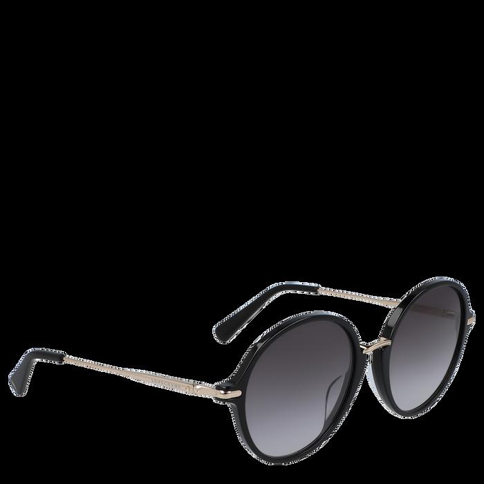 Gafas de sol, Negro/Ébano - Vista 2 de 3 - ampliar el zoom