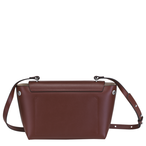 Crossbody bag, Mahogany - View 4 of  4 -