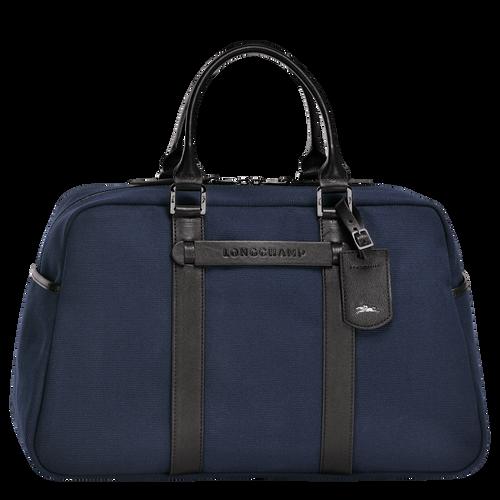 View 1 of Travel bag, B59 Navy/Black, hi-res