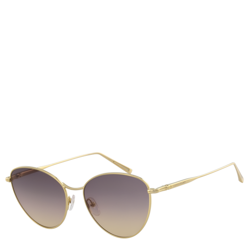 View 2 of Sunglasses, E72 Gold/Pink, hi-res