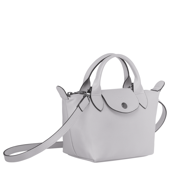 Top handle bag, Grey, hi-res - View 2 of 3