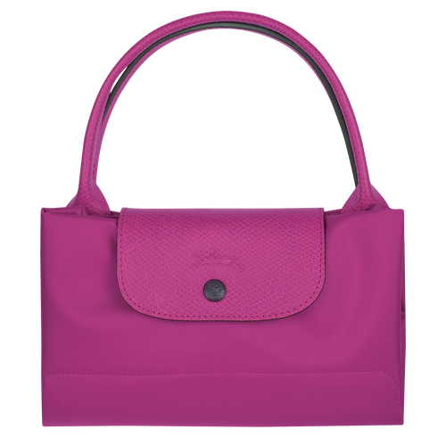 Top handle bag M, Fuchsia - View 4 of  5 -