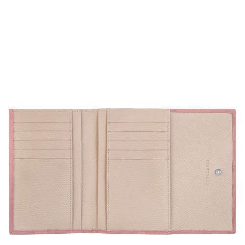 Compact wallet, Antique Pink - View 2 of  2 -