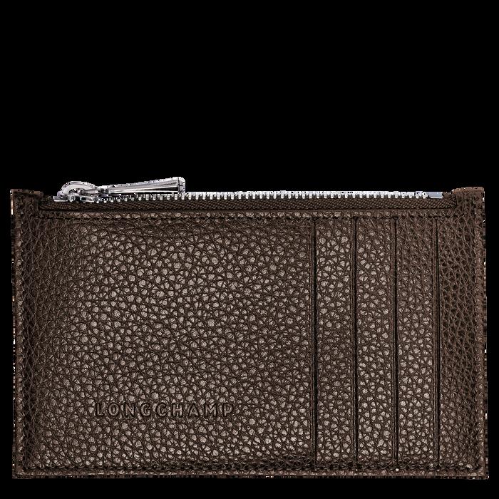 Le Foulonné Coin purse, Mocha