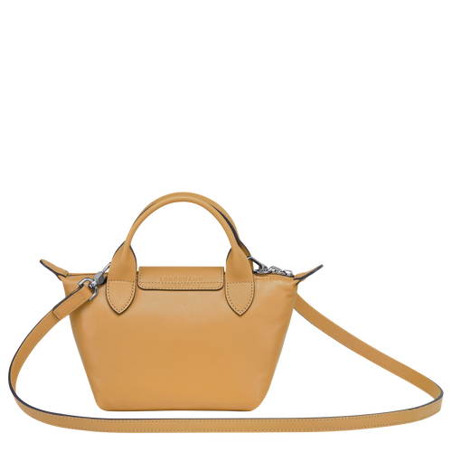 Top handle bag, Honey, hi-res - View 3 of 4