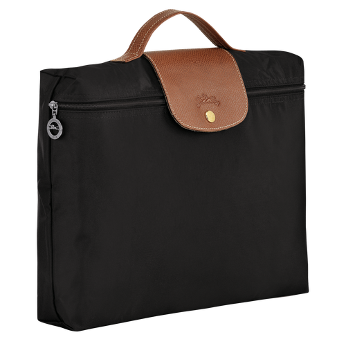 Le Pliage Original Briefcase S, Black