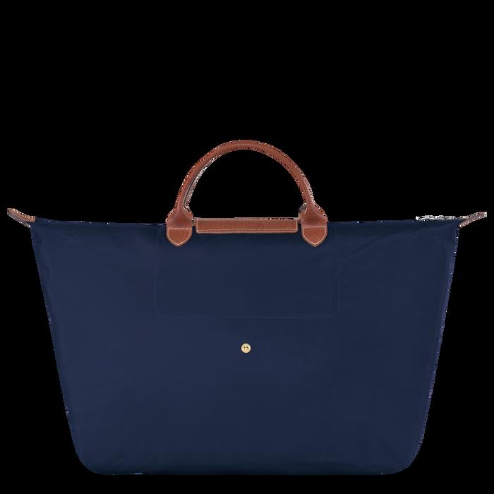 Bolsa de viaje L, Azul oscuro - Vista 3 de 4 - ampliar el zoom