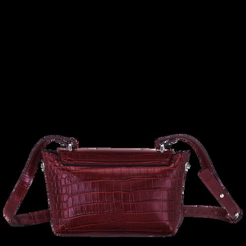 Crossbody bag S, Burgundy - View 4 of 4 -
