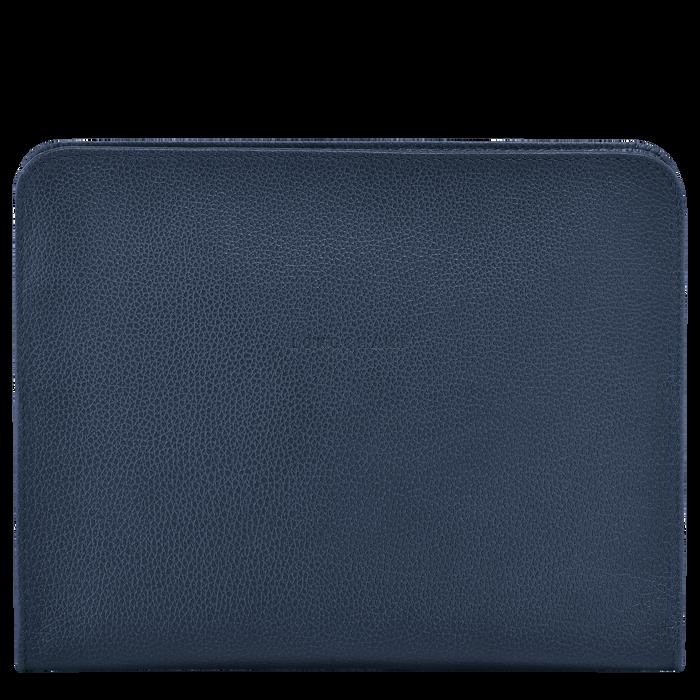 iPad®-hoes, Navy - Weergave 1 van  1 - Meer inzoomen.
