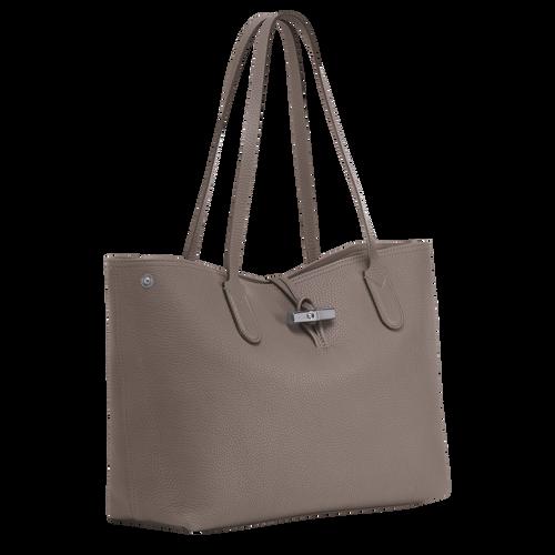 View 2 of Essential Tote bag M, Grey, hi-res