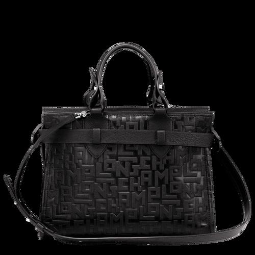 Tote bag, Black, hi-res - View 3 of 3