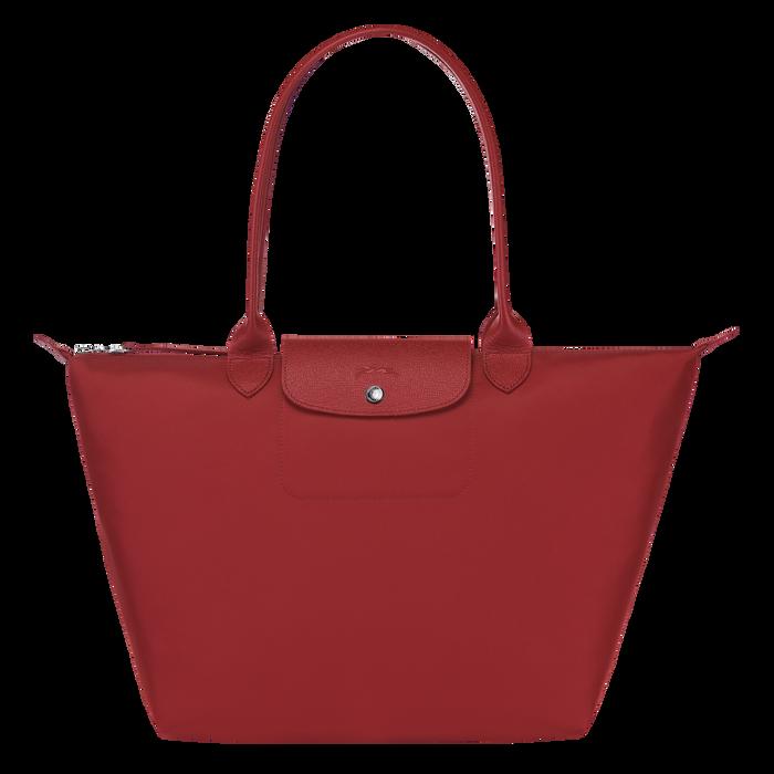 肩揹袋 L, 紅色, hi-res - View 1 of 3