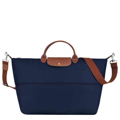 Travel bag, Navy - View 4 of  4 -