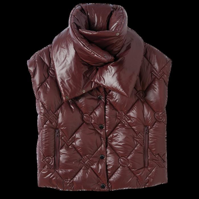 Collection Printemps/Été 2021 Puffer jacket, Mahogany