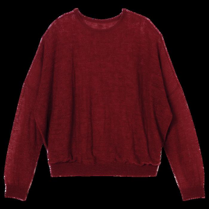Jersey, Rojo - Vista 1 de 2 - ampliar el zoom