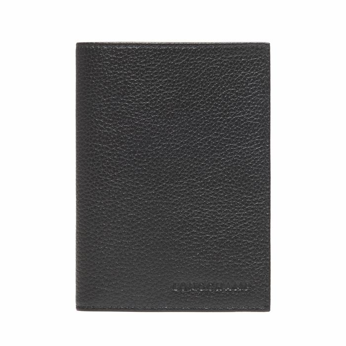 Le Foulonné 護照夾, 黑色