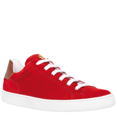Sneakers, Red - View 2 of  5 -