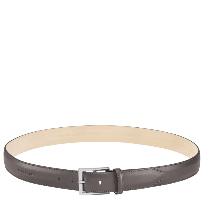Végétal Men's belt, Grey