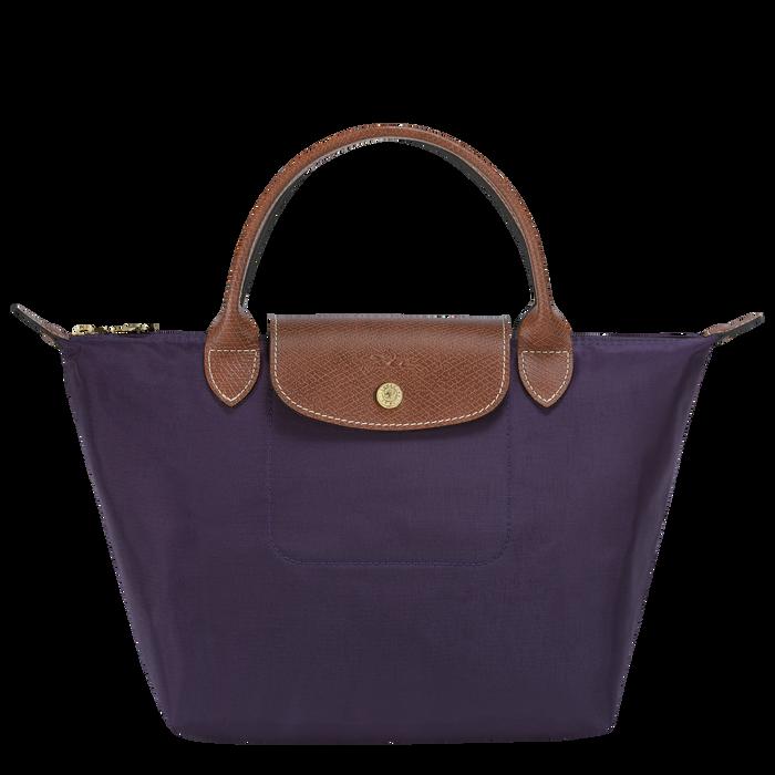 Le Pliage Original Top handle bag S, Bilberry