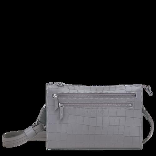 Cross body bag, Grey, hi-res - View 1 of 3